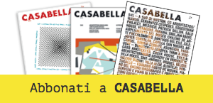 Abbonati a Casabella