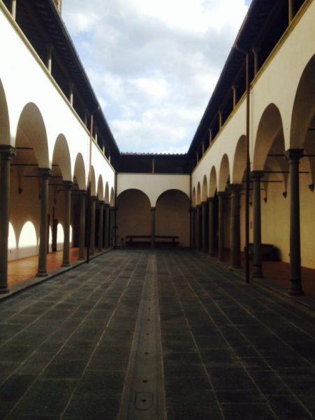 13 settembre Firenze - Istituto degli Innocenti