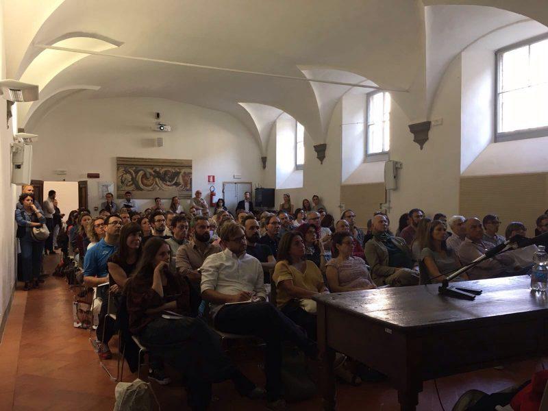 13 settembre Firenze -  «Giuseppe Terragni» lezione di Chiara Baglione 3/5