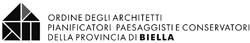 logo ORDINE architetti - vettor bn