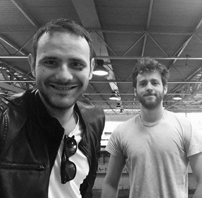 Progetto Selezionato  - Matteo Venezian e Francesco Sala