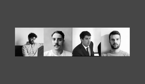 Progetto Vincitore CONCRETO - Gregorio Pecorelli, Andrea Bellincampi, Gianluca Canzini e Alberto Pizzoli
