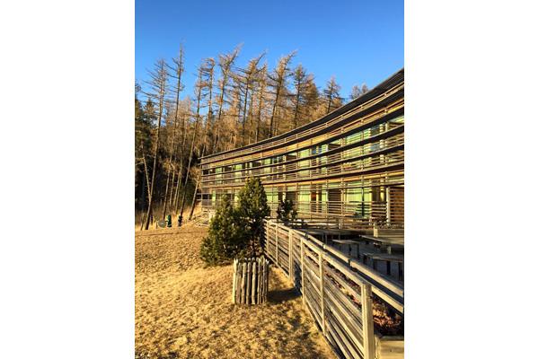 **Vigilius Mountain Resort di Mattheo Thun