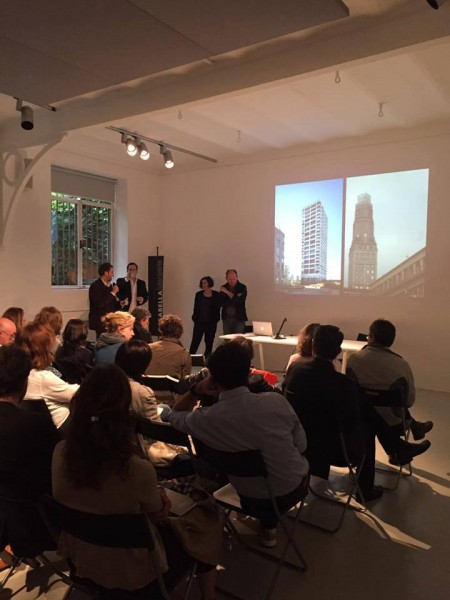 3/5 Marcel Meili, Markus Peter Architekten con Irina Davidovici