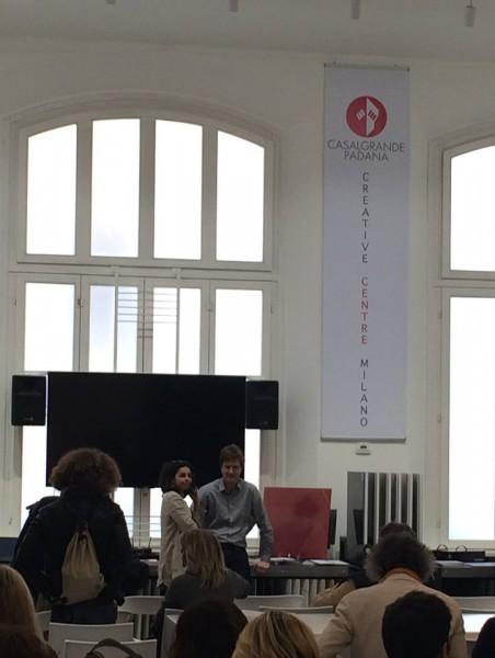 Studio Libeskind con Agostino Ghirardelli (2/5)