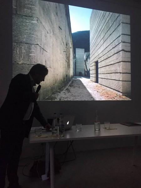Markus Scherer con Marco Mulazzani (2/3)
