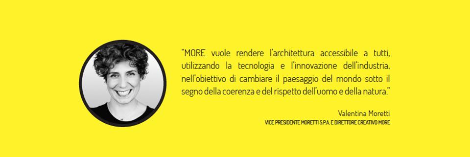 Forme dell'abitare: dal pensiero al mercato con Valentina Moretti (2/3)