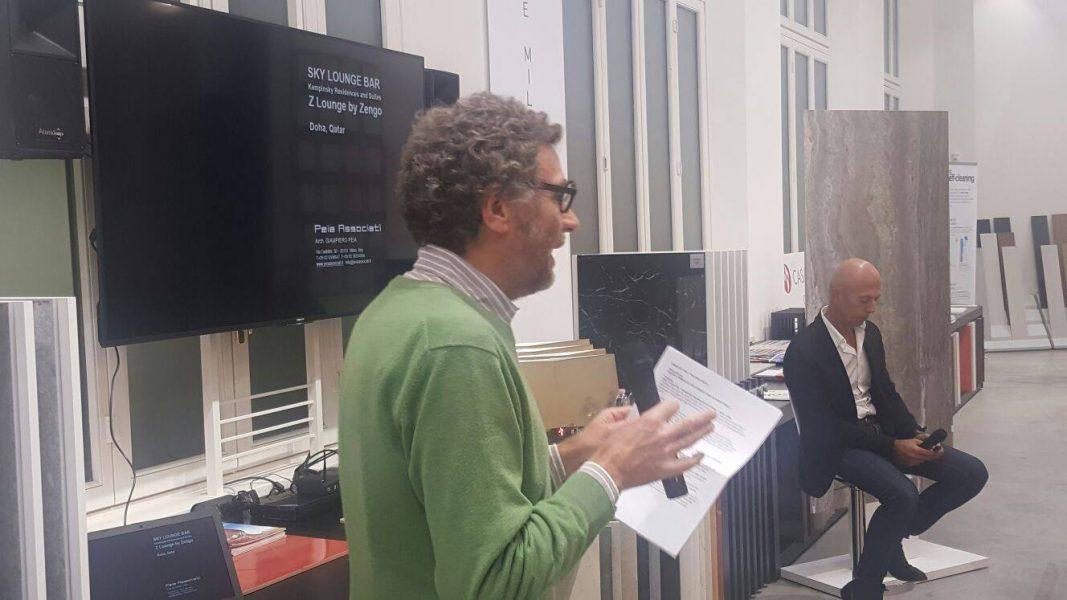 dibattito: Peia Associati + JM Architecture con Alfredo Zappa