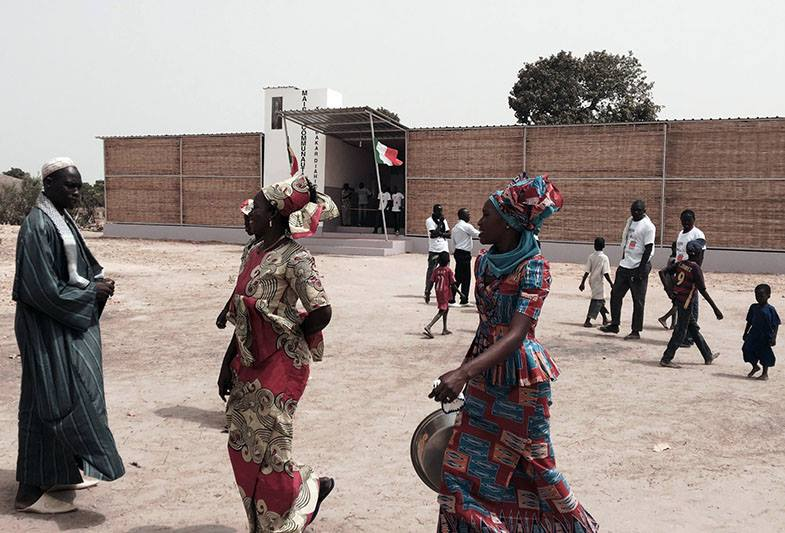 14 giugno - «Curry Stone Design Prize Winners 2013: TAMassociati / Emergency» «Journey to Maisha» «TAMassociati Pilots Senegalese Scalable Water Capture Design» 4/4