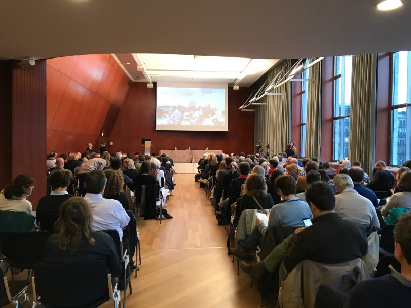 10 ottobre - «Passato e presente nel progetto contemporaneo» Ákos Moravànszky + Francesco Dal Co 4/4