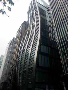 De Beers Ginza Building di Jun Mitsui - Tokyo