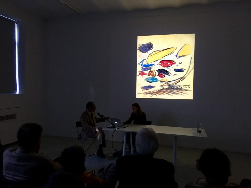 8 maggio - Francesco Cellini e Francesco Venezia 1/2 ©Alessandra Pizzochero
