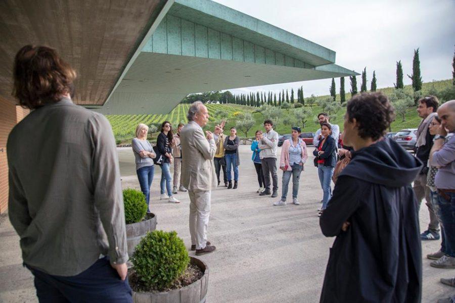 20 maggio - Visite guidate dai progettisti 2/5 - asv3 officina di architettura - Cantina Campodelsole