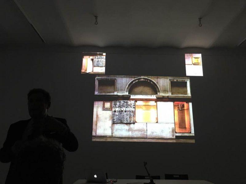 25 maggio Milano - «Carlo Scarpa» lezione di Francesco Dal Co 1/5 © Cinzia Fosi