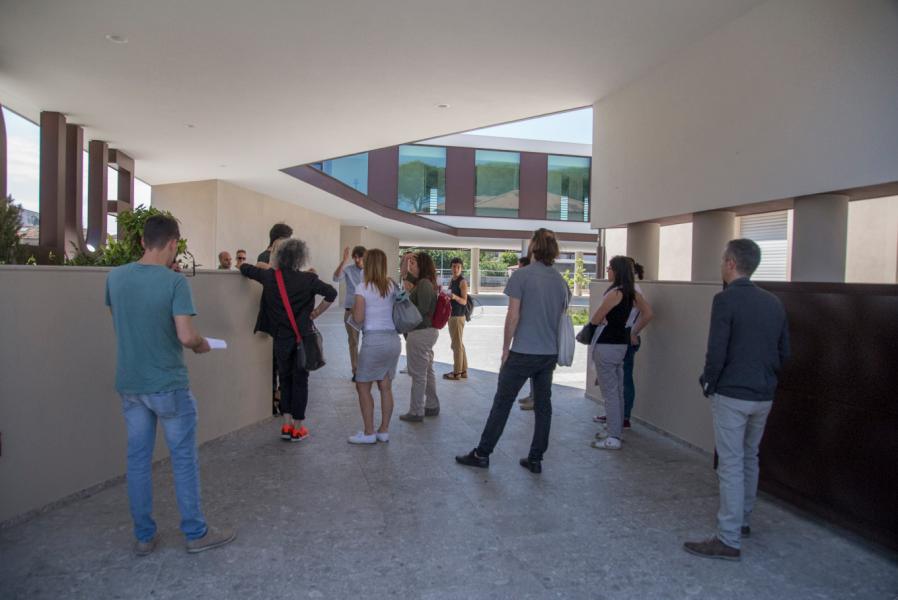 27 maggio - Visite guidate dai progettisti 5/5 - Internoundici-Abita - Centro Parrocchiale Fulgor