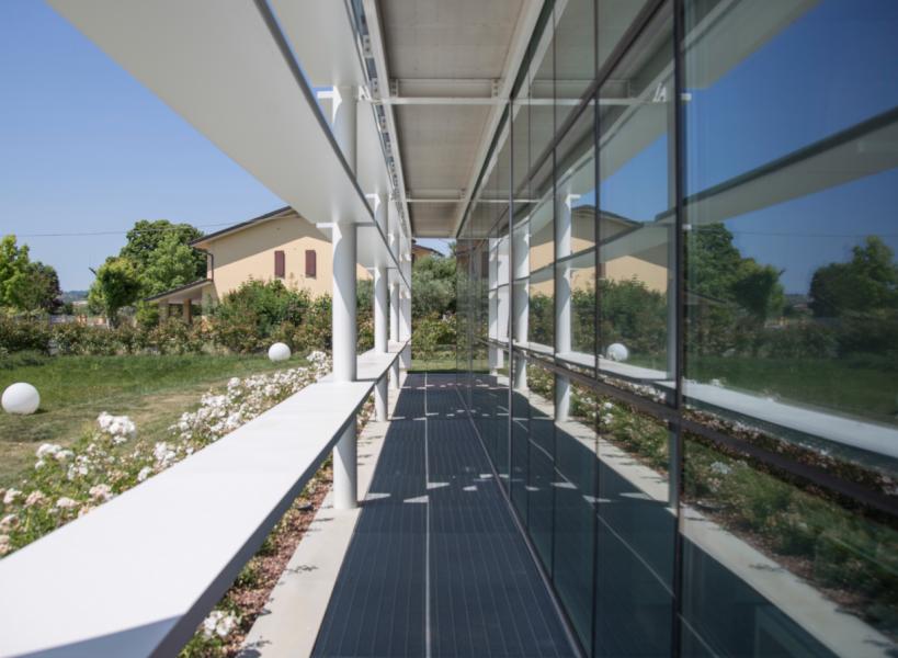 27 maggio - Visite guidate dai progettisti 5/5 - Studio Associato Preger - Sede Consorzio Formula Ambiente
