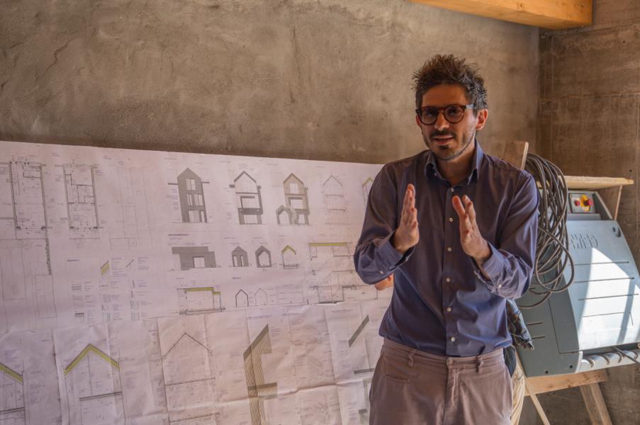 27 maggio - Visite guidate dai progettisti 5/5 - Studio Piraccini - Casa/Studio Passive House
