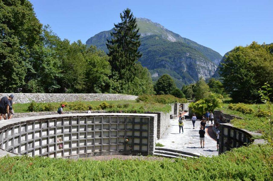 cimitero Muda Maè - Gianni Avon, Francesco Tentori, Marco Zanuso