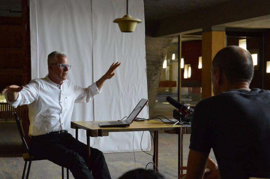 conferenza Werner Tscholl