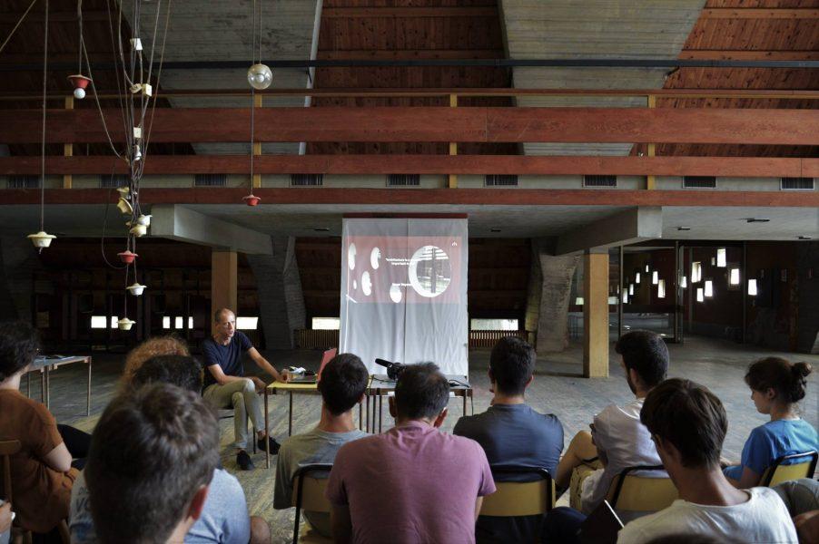 conferenza Simone Sfriso -TAMassociati-