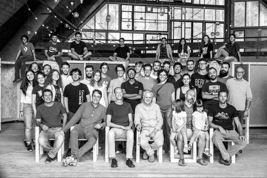 workshop team - foto: ©Mattia Rizzi