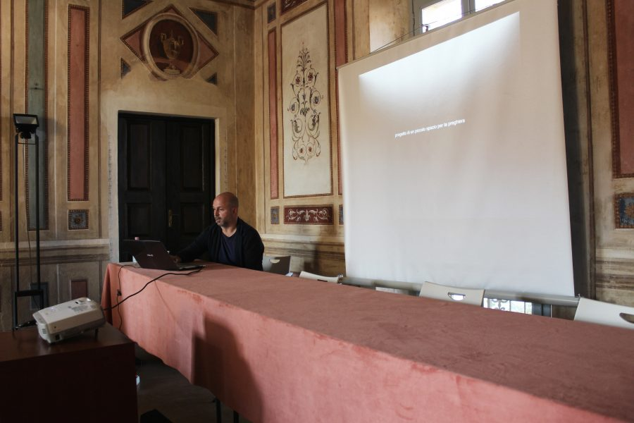 introduzione al workshop - Roberto Bosi
