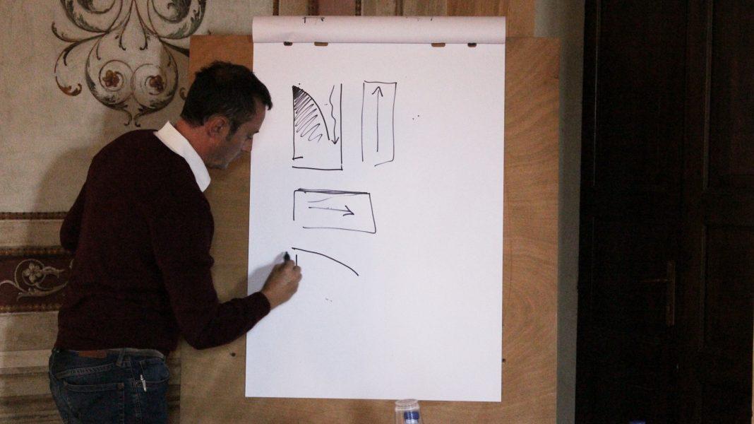 conclusione workshop - presentazione e discussione dei lavori