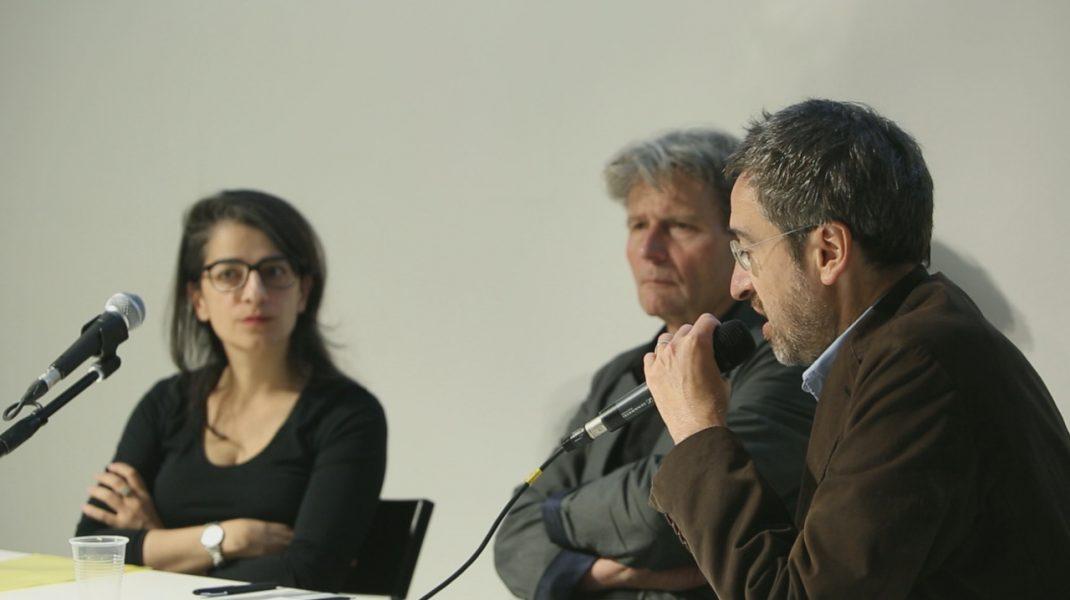 25 settembre - «Milano – Zurigo A/R» Elli Mosayebi (EMI Architekten) + Christian Sumi (Burkhalter Sumi) 3/4