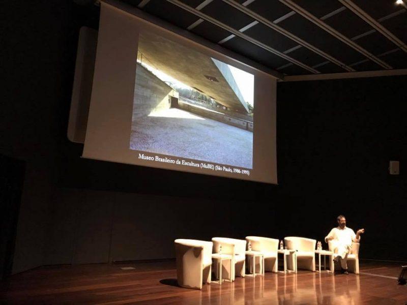 11 luglio Roma - «Architettura Brasiliana» lezione di Daniele Pisani 2/3
