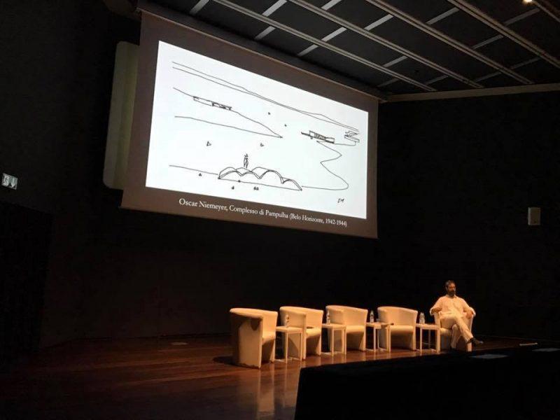 11 luglio - lezione di Daniele Pisani «Architettura Brasiliana» 2/3