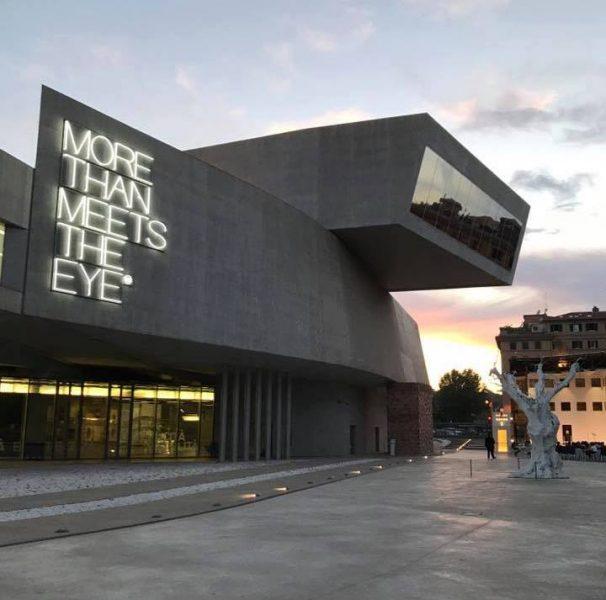 MAXXI | Museo nazionale delle arti del XXI secolo - Roma