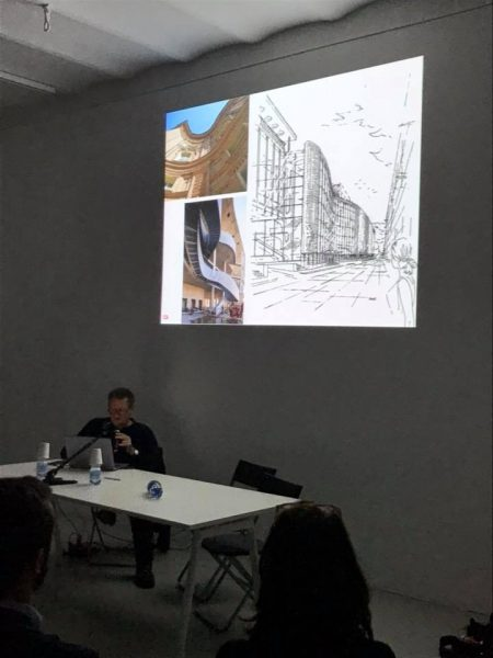 9 ottobre CASABELLAlaboratorio Milano - «©Nuvola Lavazza» con Cino Zucchi -CZA- 1/2
