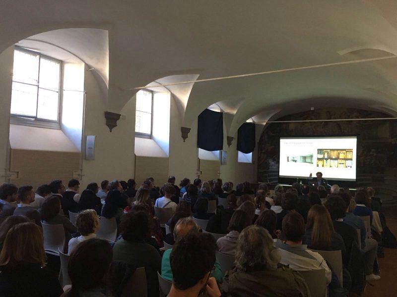 24 ottobre Firenze - «Architettura Portoghese» lezione di Giovanni Leoni 3/3