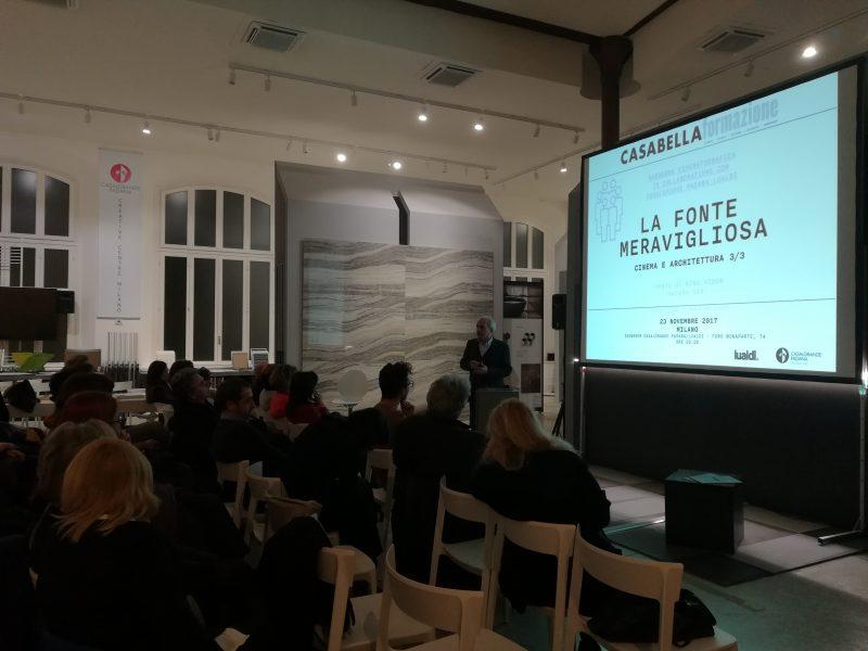 23 novembre Milano - «La fonte meravigliosa» regia di King Vidor 3/3