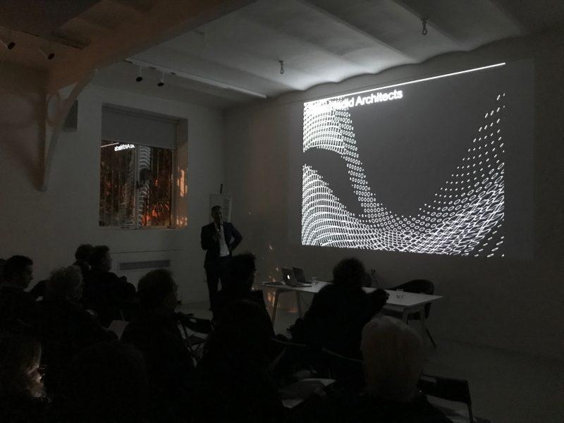 20 novembre CASABELLAlaboratorio Milano «Torre Generali-Citylife» con Gianluca Rancana       -Zaha Hadid Architects- 2/2
