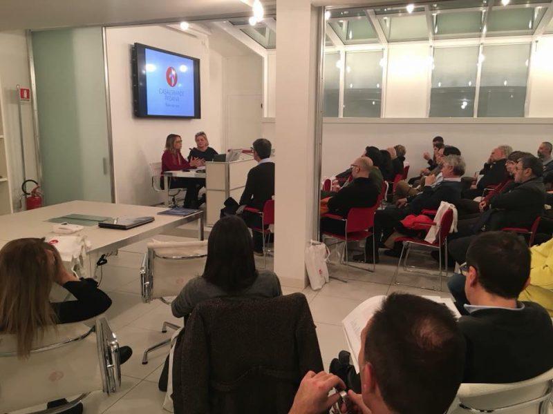 29 novembre Casalgrande (Re) - «Dove vivono gli architetti» regia di Francesca Molteni 3/3