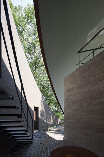 villa A 2010 - Karuizawa, Nagano JP ©Satoshi Okada Architects