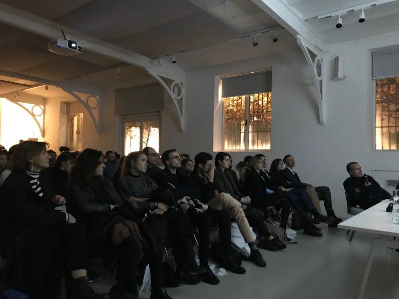 21 novembre CASABELLAlaboratorio Milano «Spazi e Moda» David Chipperfield Architects con Giuseppe Zampieri e Giuseppe Sica