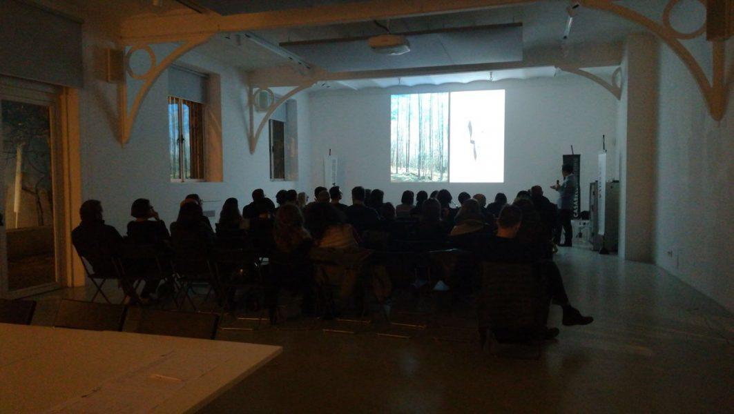 22 novembre CASABELLAlaboratorio Milano «Creation under/beyond restriction» con Satoshi Okada