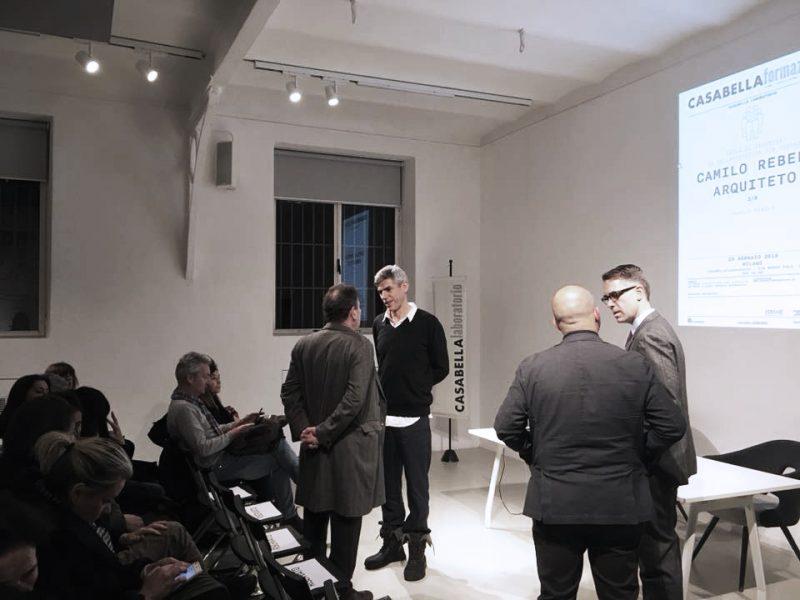 29 gennaio 2018 CASABELLAlaboratorio Milano - Camilo Rebelo 3/3