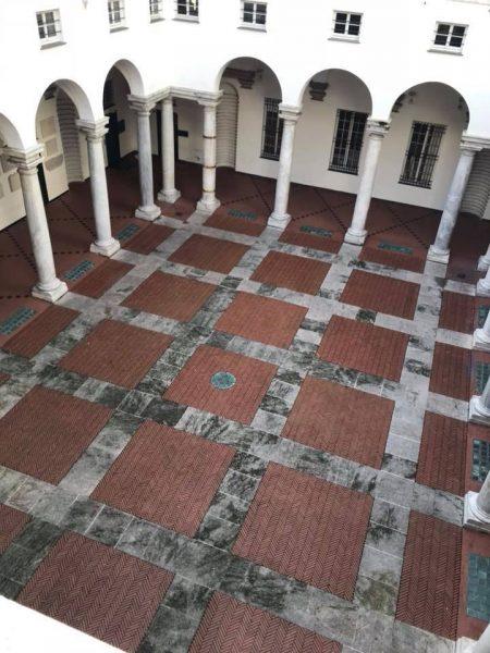 13 marzo 2018 - lezione di Giovanni Leoni  «Mies van der Rohe» (1/5) - Palazzo Ducale, Sala Minor Consiglio - Genova