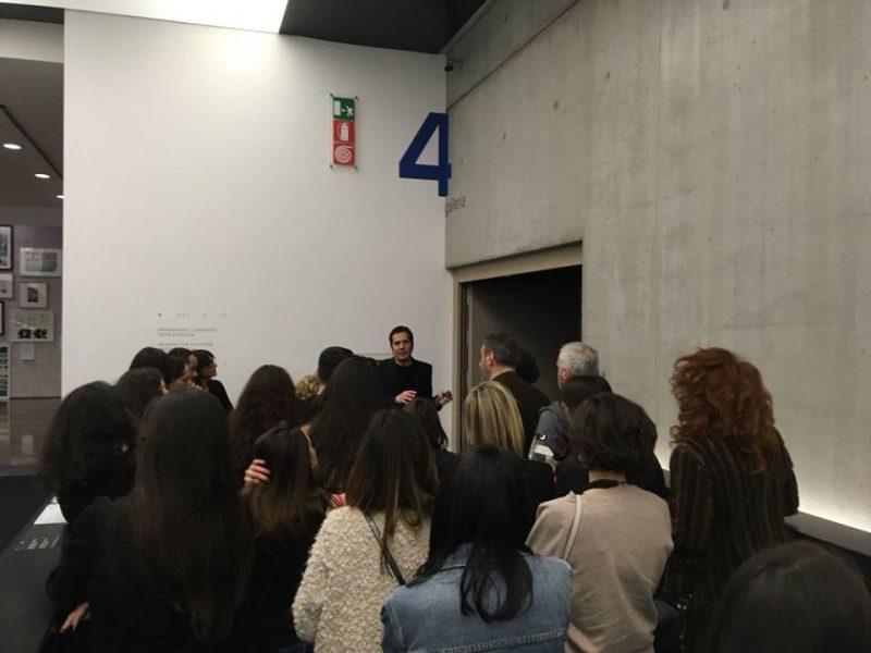 21 marzo 2018 - con Paolo Matteuzzi - Zaha Hadid Architects «MAXXI» - Museo nazionale delle arti del XXI secolo, Roma (1/5)