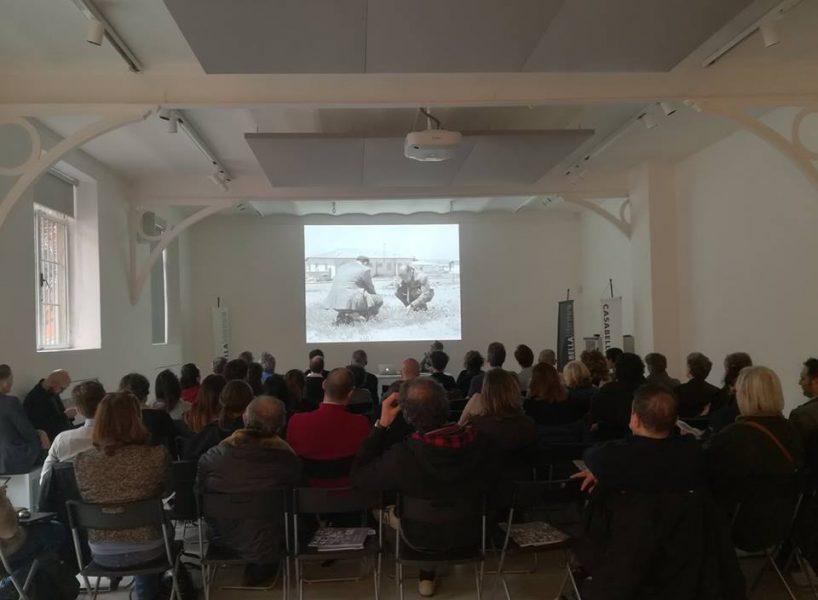 27 marzo 2018 - presentazione libro con Rafi Segal - CASABELLA laboratorio