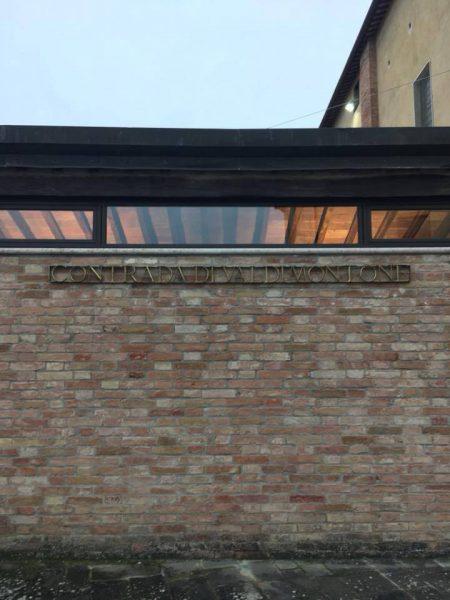 4 aprile 2018 - lezione di Francesco Dal Co «Frank Lloyd Wright» (3/5) - Museo della Contrada di Valdimontone, Siena