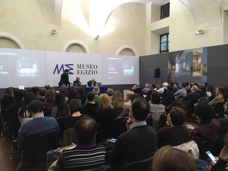 12 aprile 2018 - con ISOLARCHITETTI - Nuovo Museo Egizio, Torino (2/5)