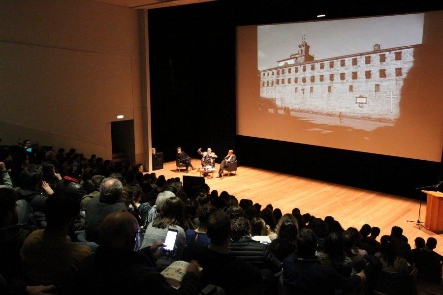11-14 aprile - workshop con Fabio Capanni, Roberto Cremascoli, Marco Mulazzani, Carles Muro, Álvaro Siza - Fundação de Serralves, Porto