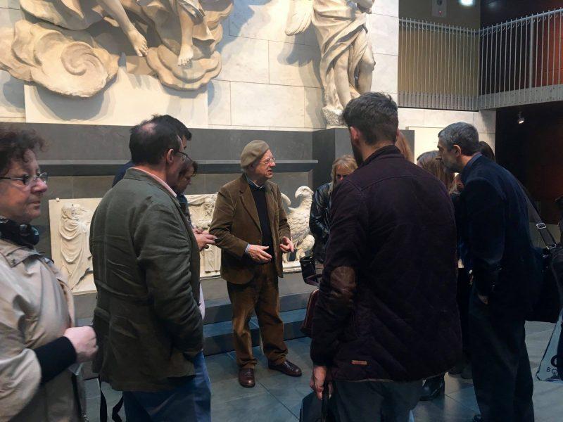 18 aprile 2018 - con NATALINI ARCHITETTI e GUICCIARDINI & MAGNI - Museo Opera Duomo, Firenze (3/5)
