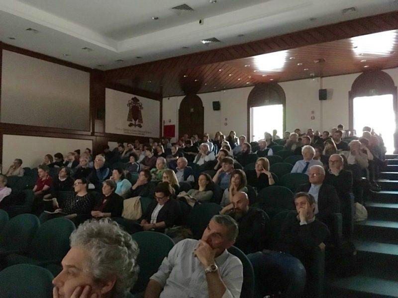 4 maggio 2018 - lezione di Maria Bonaiti «Luis Kahn» (4/5) - Centro Cardinal G. Urbani – via Visinoni – Zelarino, Venezia