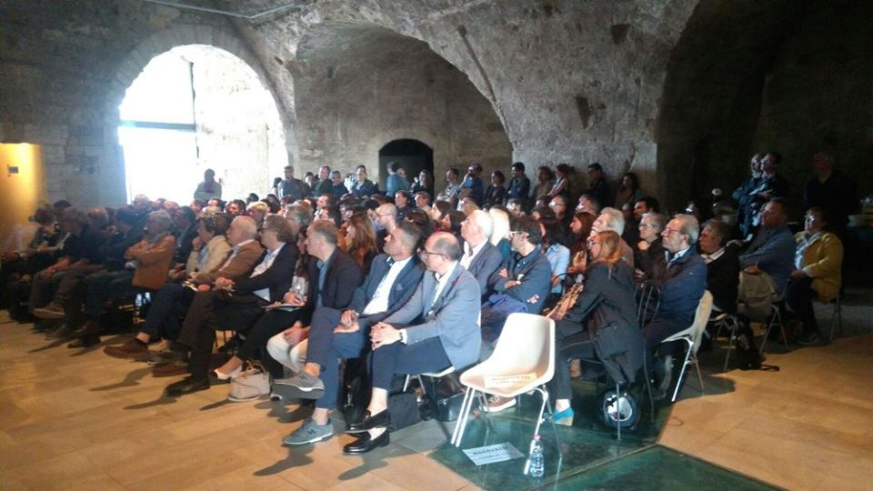 10 maggio 2018 - «CityLife Milano» con Mauro Galantino - Fortino S. Antonio - lungomare Imperatore, Bari (3/4)