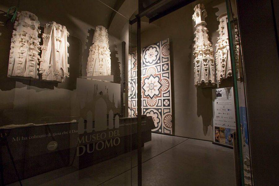 4 giugno 2018 - con CANALI ASSOCIATI - Museo Duomo, Milano (4/5)